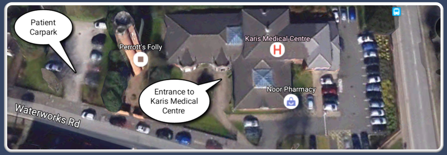 Karis Medical Centre - powered by My Surgery Website